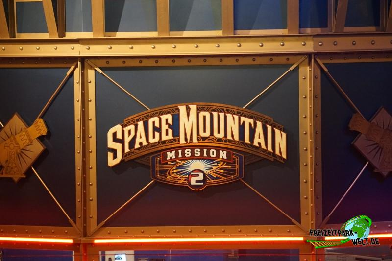 Space Mountain: Mission 2 - Disneyland Paris