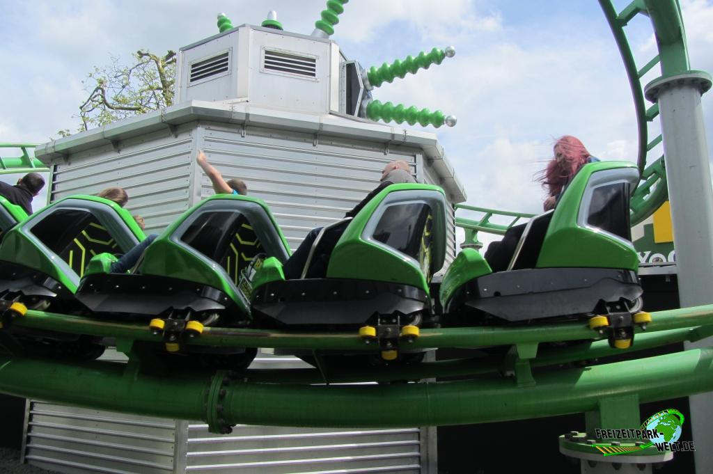 Ben 10 - Ultimate Mission - Drayton Manor