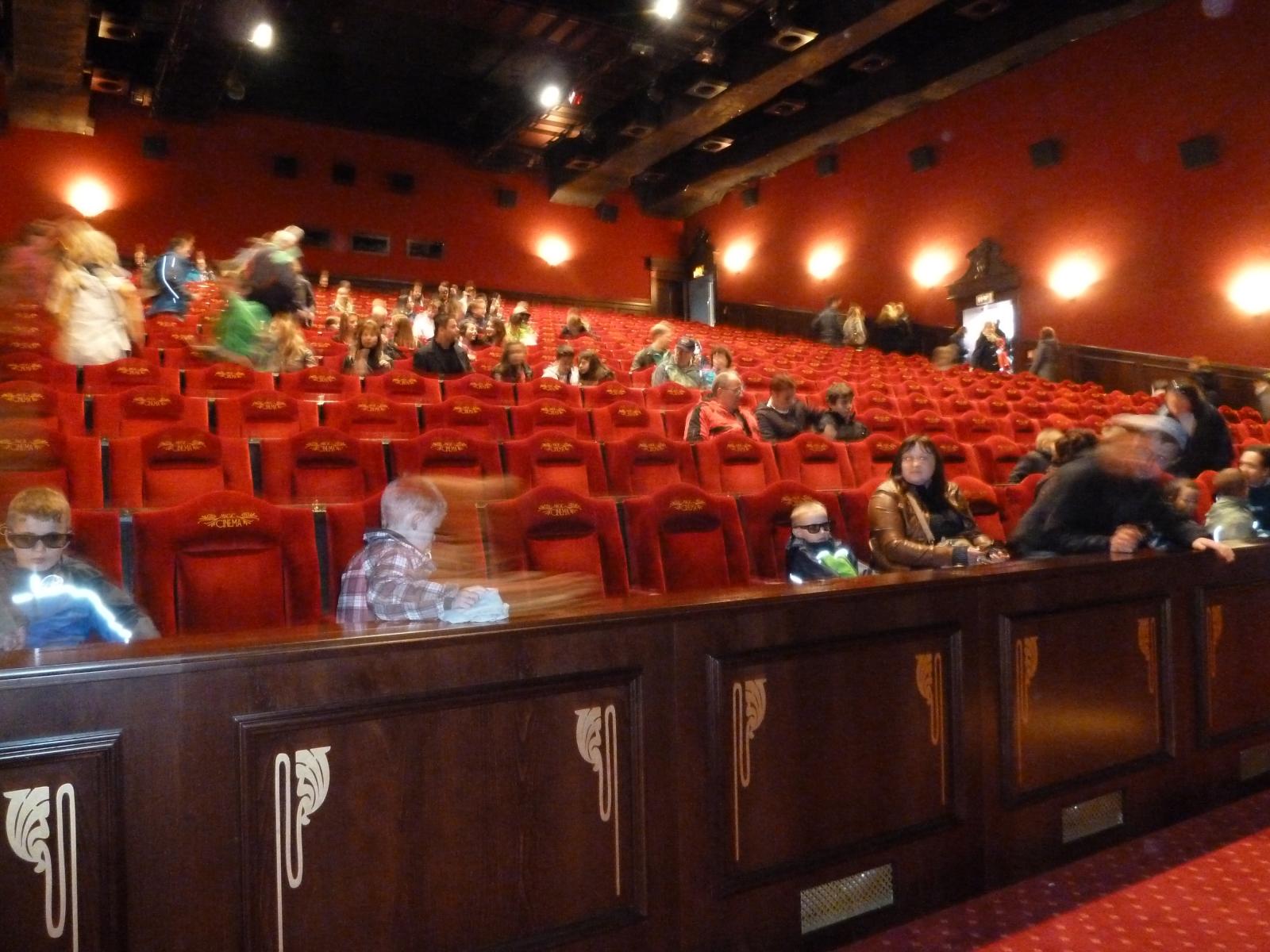 magic cinema 4d europa park freizeitpark. Black Bedroom Furniture Sets. Home Design Ideas