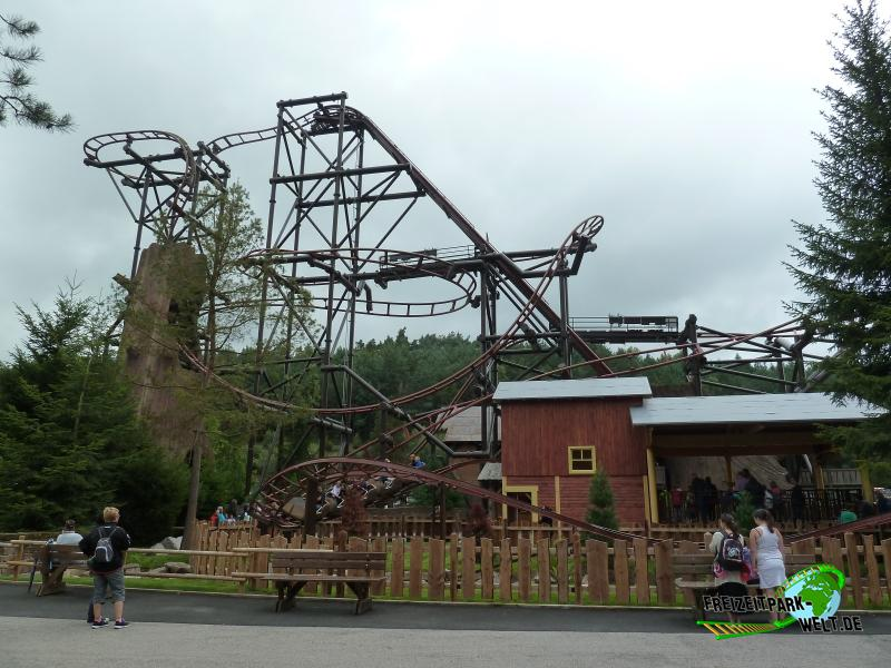 Timber Drop - Fraispertuis City