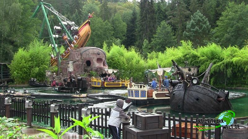 Pirate Attack - Fraispertuis City