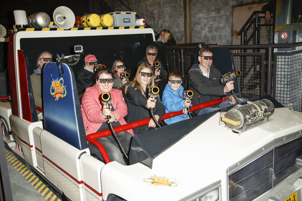 Ghostbusters 5D - Heide Park Resort