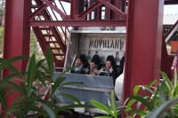 The Hollywood Action Tower - Movieland Park