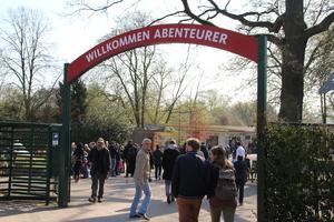 Ein Tag im  Erlebnis-Zoo Hannover